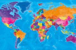 Mediators on Countries Basis